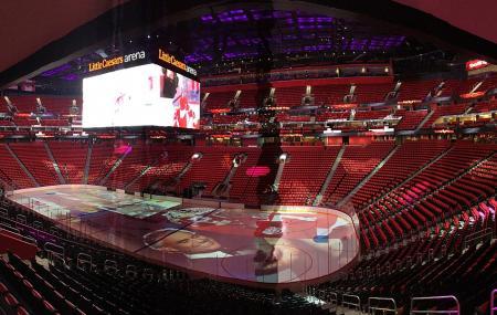 Little Caesars Arena Image