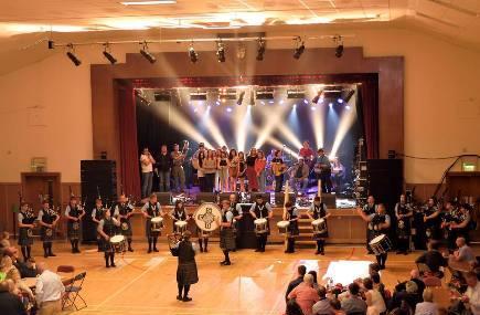 Mull Of Kintyre Music Festival Image