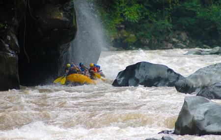 Rafting The Pacuare River Image