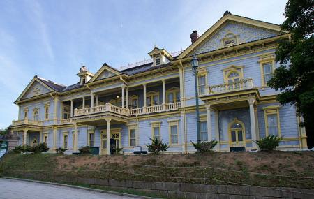 Old Public Hall Of Hakodate Ward Image