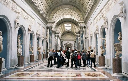 Vatican Museum Image