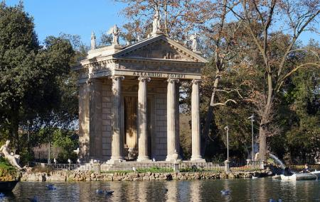 Temple Of Asclepius Image