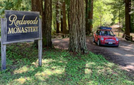 Redwoods Monastery Image