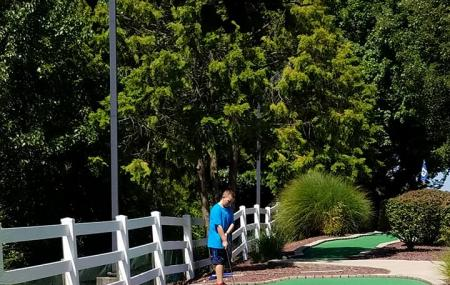 Markies Mini-golf Image
