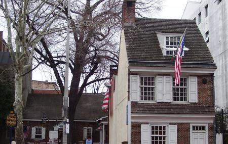 Betsy Ross House Image