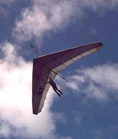 Cable Hang Gliding Launceston Image