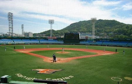 Daejeon Baseball Stadium Image