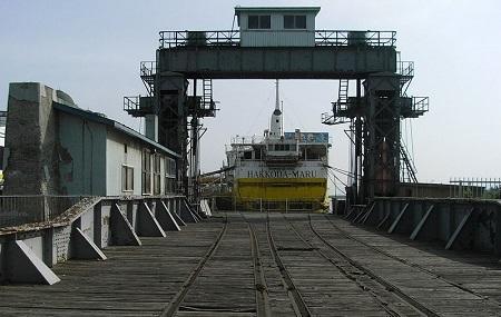 Aomori Port Image