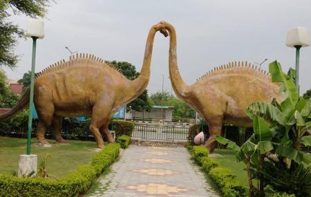 dinosaur park sector 49 chandigarh chandigarh ticket price