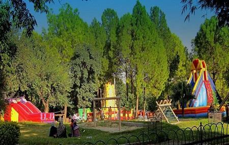 Japanese Children Park Image
