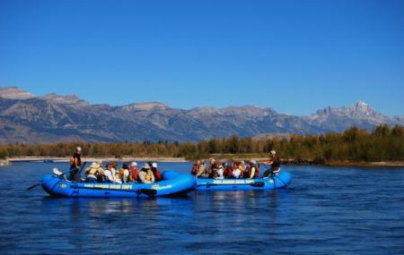 Dave Hansen Whitewater And Scenic River Trips Image