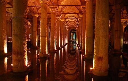 Yerebatan Cistern Image