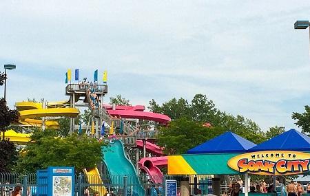 Cedar Point - Soak City Image
