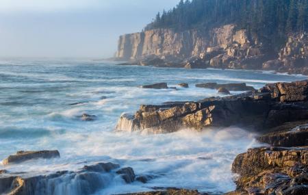 Acadia National Park Headquarters Image