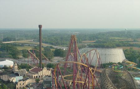 Six Flags Great America Image