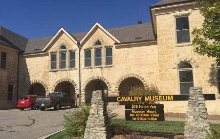 U. S. Cavalry Museum Image