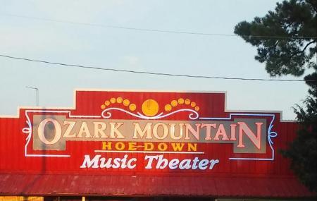 Ozark Mountain Hoe-down Image