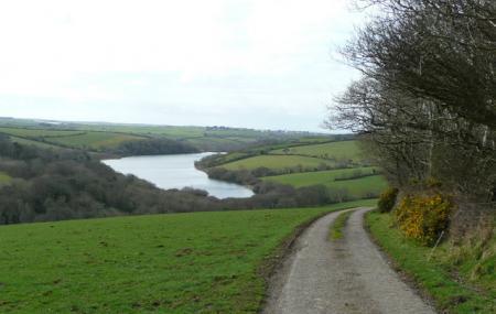 Porth Reservoir Image