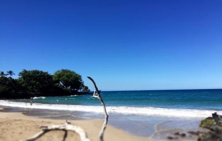 Mau'umae Beach Image