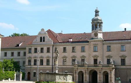 St Emmeram Palace Image