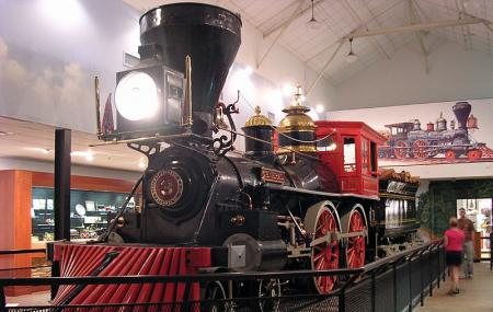 Southern Museum Of Civil War And Locomotive History Image