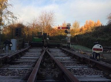 Romsey Signal Box Image