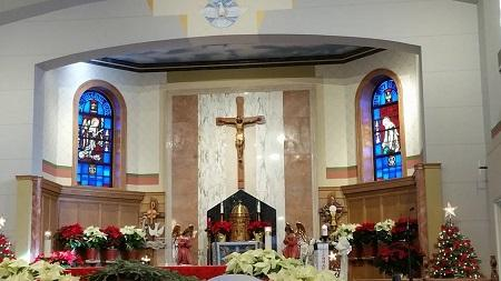 Our Lady Of The Angelus Church Image