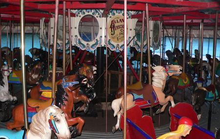 Ross Park Carousel Image