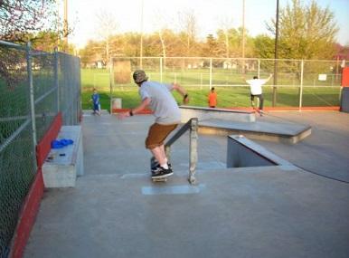 Mouse Trap Skate Park Image