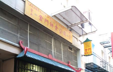 Golden Gate Fortune Cookie Factory Image