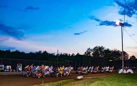 Mercer Raceway Park Image