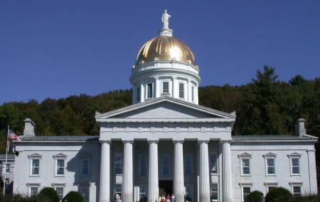 Vermont State House Image
