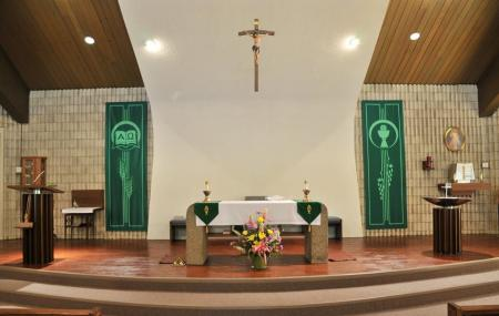 All Saints Catholic Church Image