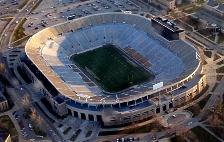 Notre Dame Stadium Image