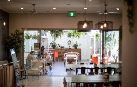 Urban Espresso Lounge Image