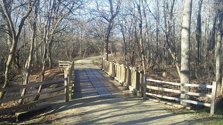 Grant Woods Forest Preserve Image