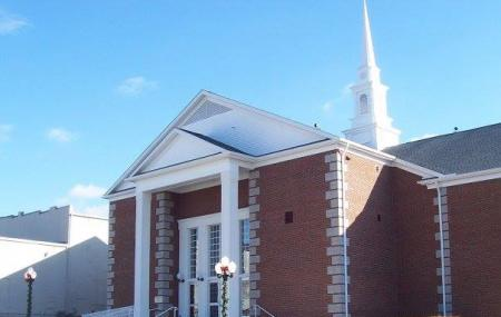 First Baptist Church Image