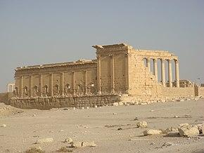 Temple Of Bel Image