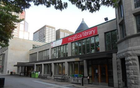 Mclennan Library Image