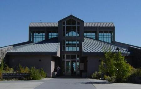 Mono Lake Visitors Center Image