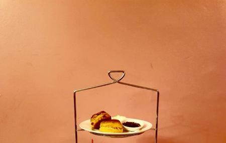 Soho's Secret Tea Room Image