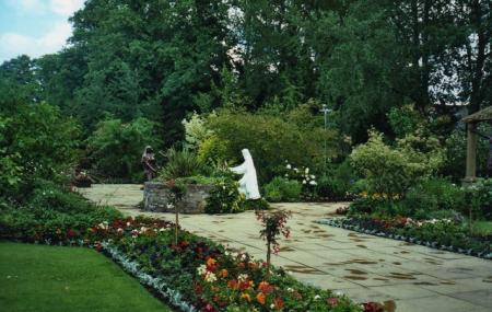 Biblical Garden Elgin Image