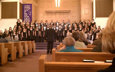 North Leo Mennonite Church Image