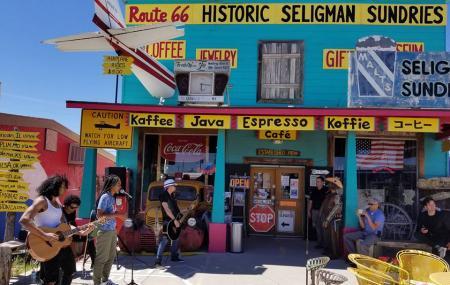 The Historic Seligman Sundries Image