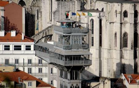 Santa Justa Lift Image