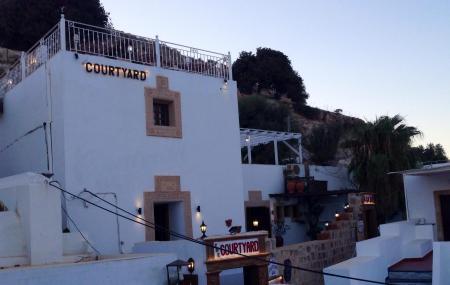 Courtyard Bar Image
