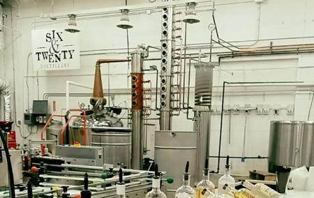Six & Twenty Distillery Image