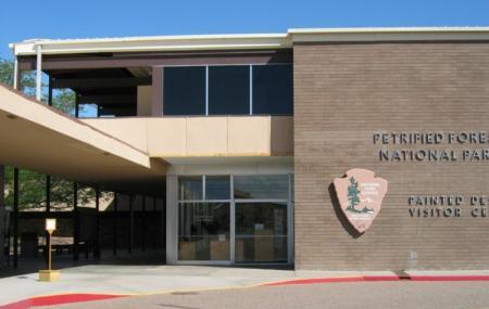 Painted Desert Visitor Center Image