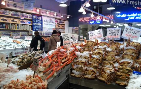 Pure Food Fish Market Image