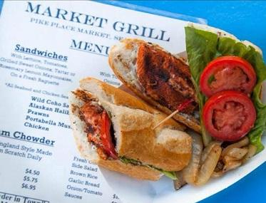 Market Grill Image